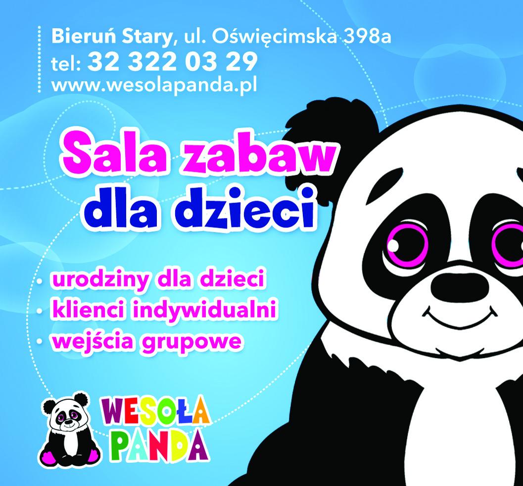 Wesoła Panda - Sala Zabaw